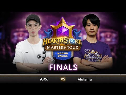 Xc vs Alutemu - Masters Tour Online - Game 4