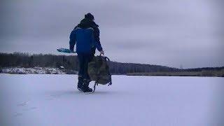 Открываю сезон зимней рыбалки #199