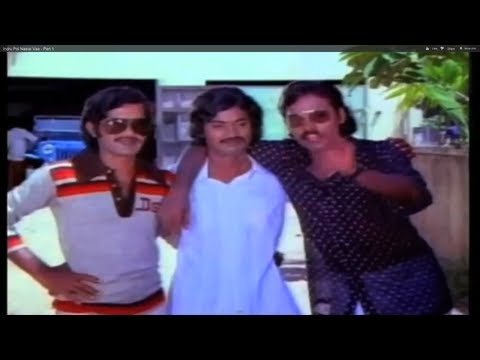 Bhagyaraj | Radhika | Music Ilayaraja - Indru Poi Naalai Vaa | Tamil Movie Part 1/7