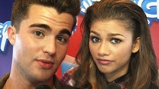 Spencer Boldman Admits His Crush On Selena Gomez