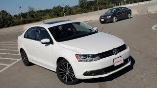 2014 Chevrolet Cruze Clean Diesel vs. 2013 Volkswagen Jetta TDI