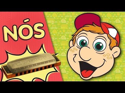 Tá na hora do Cocoricó, tá na hora da turma do Júlio... | Clipes Animados