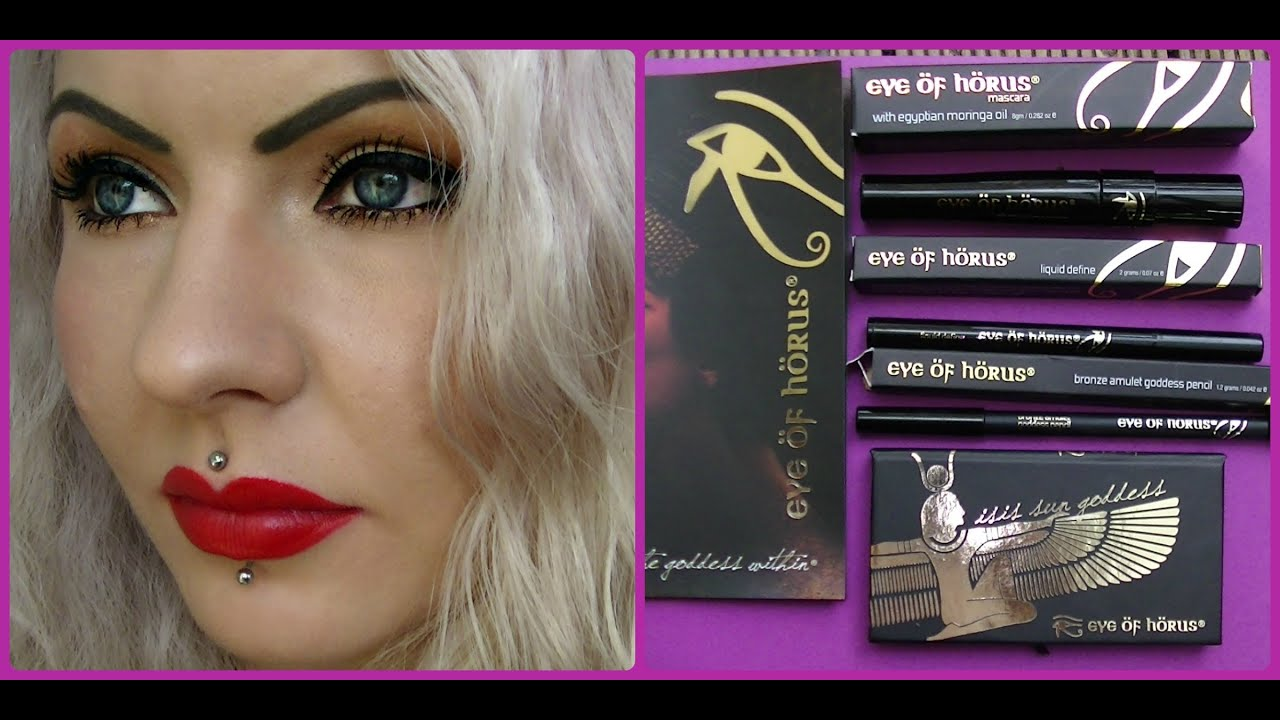 Image result for eye of horus cosmetics