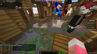 hypixel bedwars die speedrun 0:02.73 *WORLD RECORD*