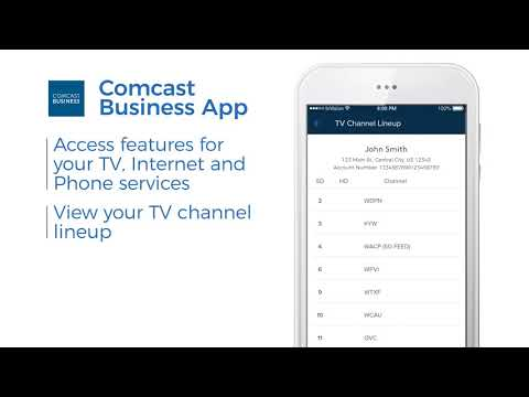 Activate Comcast Business My Account Video Comcast Business