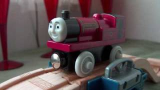Thomas and Friends Wooden Railway Collection Part 2