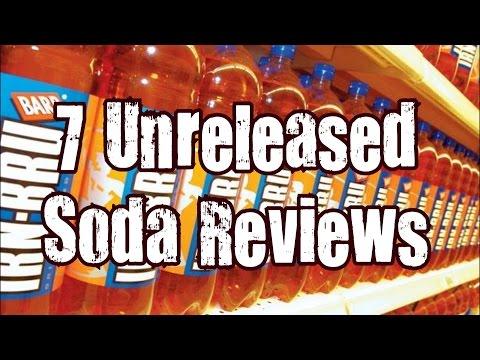 WE Longs - Episode 2 (7 Unreleased Soda Reviews)