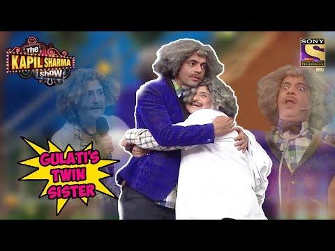 Dr. Gulati Meets His Twin Sister – The Kapil Sharma Show