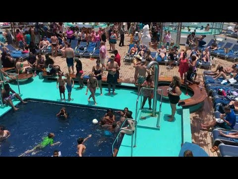 Family Vacation Cruise 2017 - Cozumel, Mexico