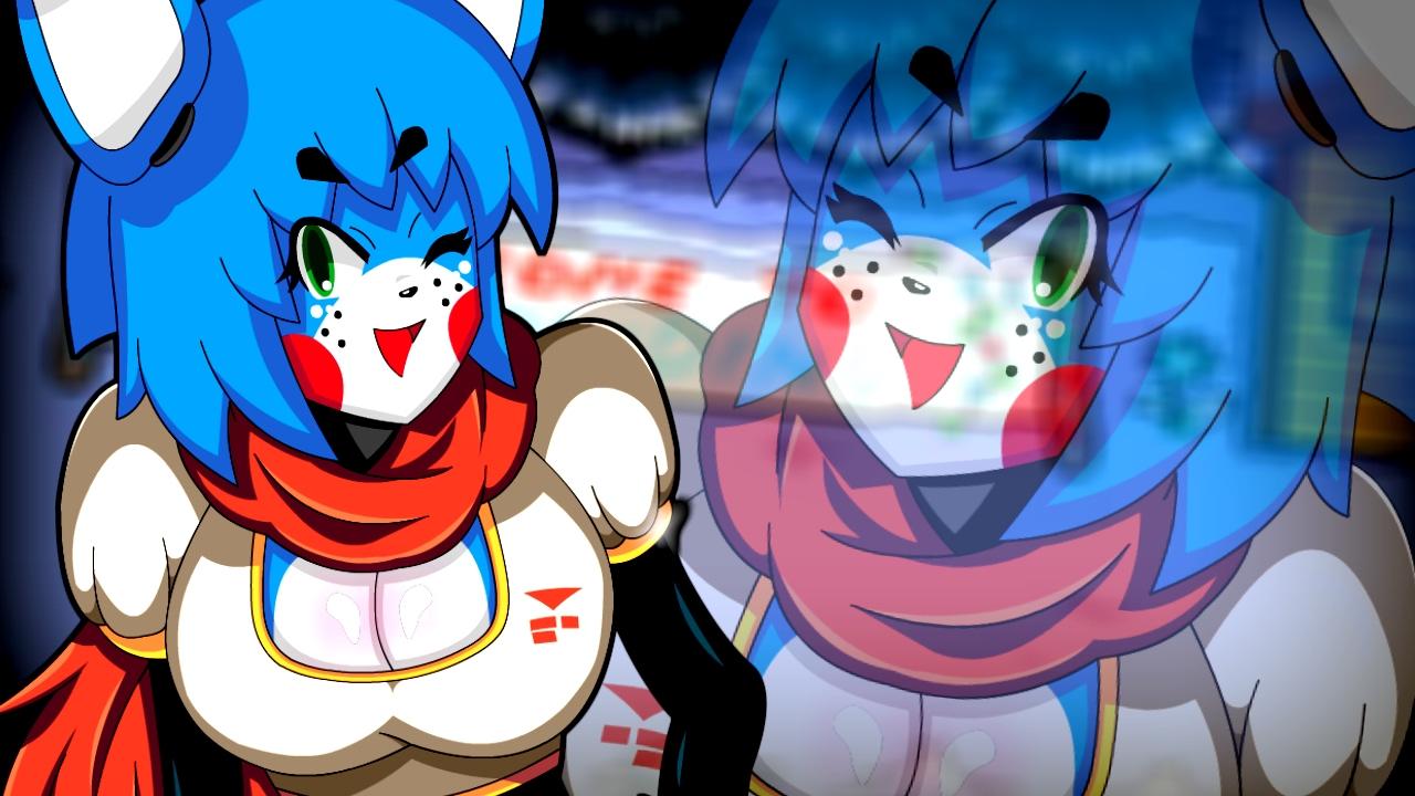 FNIA BONNIE'S BONETROUSLE | FNIATALE (Five Nights in Anime X Undertale)  Undertale fangame Crossover