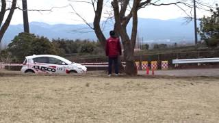 TGR Rally Challenge in 富士山すその