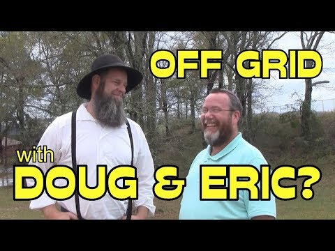 Interview with OFF GRID with DOUG & STACY