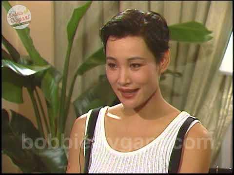 "Download Joan Chen ""Heaven And Earth"" 1993 - Bobbie Wygant Archive"