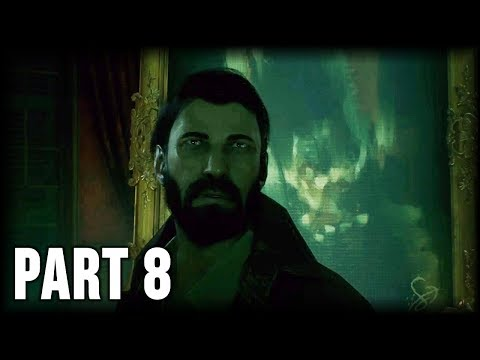 call-of-cthulhu---100%-walkthrough-part-8-[ps4]-–-chapter-6:-sanders'-residence-[no-commentary]