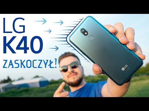 LG K40 📱 Czy Warto Kupić Ten Smartfon?