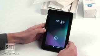 Видео-обзор на планшет Ainol Novo 7 Crystal(Видео-обзор планшета Ainol Novo 7 Crystal Отзывы об устройстве, характеристики, комплектация, цена, наличие: http://smt.ua..., 2012-12-11T14:40:49.000Z)