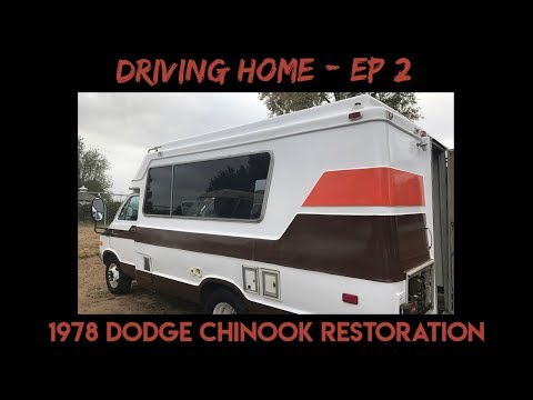 Repeat 1974 dodge chinook rv  by Project Pete - You2Repeat