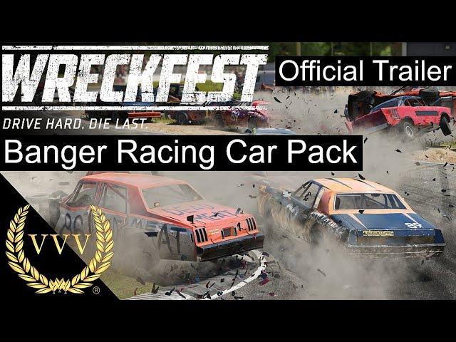 Wreckfest - Banger Racing Car Pack Trailer