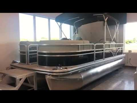 2019 Lowe SF212 Triple Pontoon w/ Mercury 150hp
