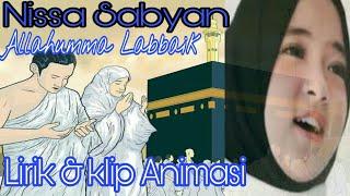 [4.41 MB] Allahumma Labbaik - official lirik lagu nissa sabyan