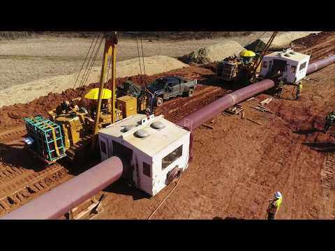 Williams Companies  Atlantic Sunrise Pipeline Project