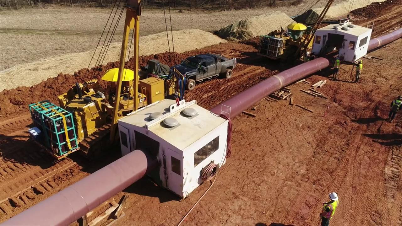 Williams Companies Atlantic Sunrise Pipeline Project