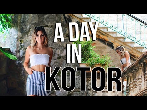 THE MOST BEAUTIFUL TOWN IN KOTOR! Travel Vlogs!!!
