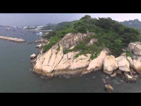 Cheung Chau 長洲 Hong Kong Drone film