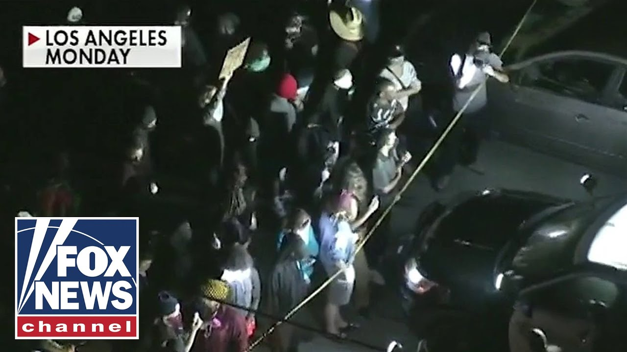 Black Man Killed By Police Sparks Massive Protests in California