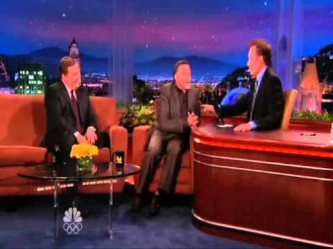 Robin Williams on The Tonight Show with Conan O'Brien