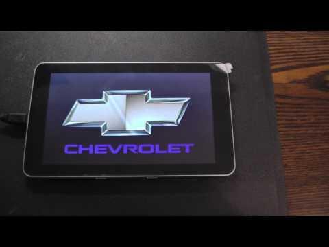 Планшет навигатор с видеовходом Junsun Tiaiwait M525_80s