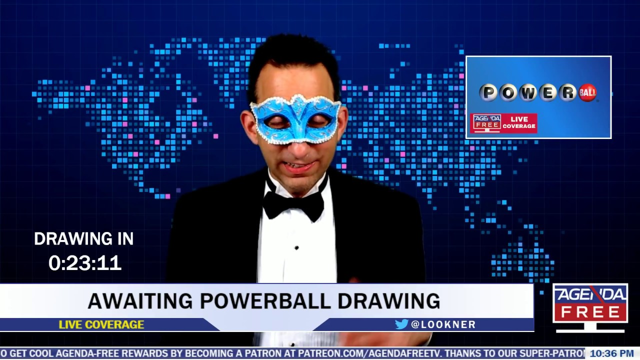 Powerball Drawing Live Coverage Halloween Edition Youtube
