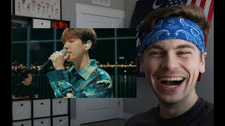 Download lagu HAPPY 20TH (STATION BAEKHYUN 백현 '공중정원 (Garden In The Air)' Live Video - Our Beloved BoA #1 Reaction)