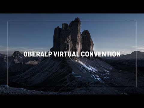 OBERALP VIRTUAL CONVENTION