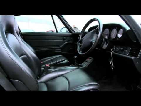 Porsche 911 Carrera (993) — Porsche Experience TV