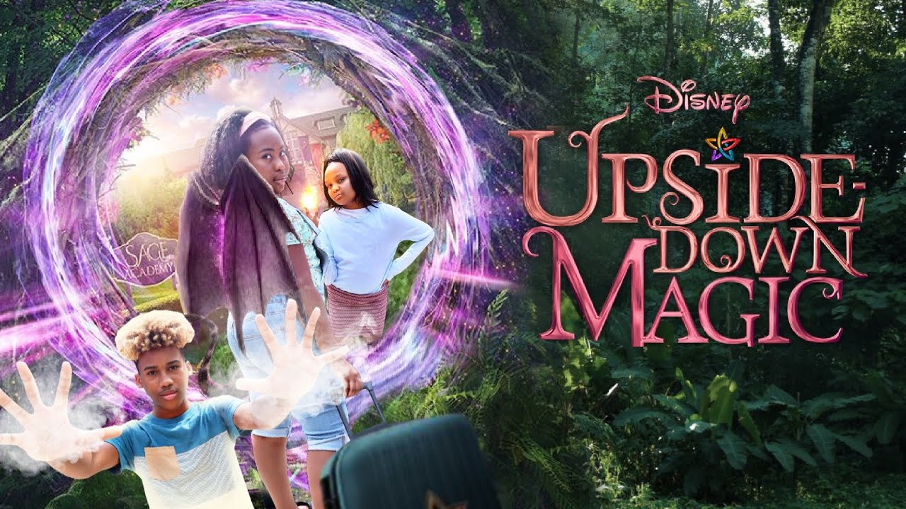 Upside Down Magic Fanmade Trailer Lcurtiskidztv Youtube