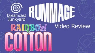 DCJY Rummage: Rainbow Cotton