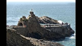 Biarritz - La plage de l'Empereur - Pays Basque - France