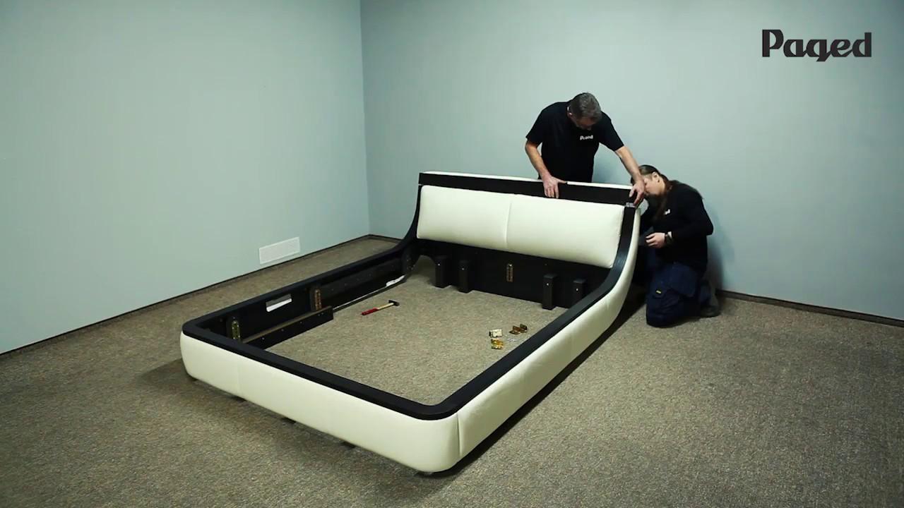 Montaż łóżka Bossa Nova Film Instruktażowy