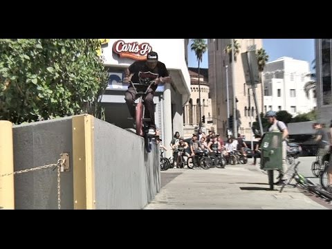 LOS ANGELES BMX STREET JAM 2014