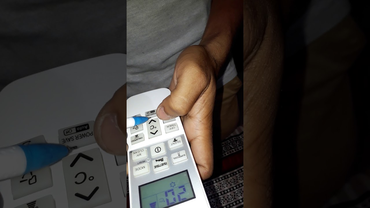 Hitachi remote reset