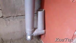 Вентиляция в подвале гаража(, 2016-05-14T08:15:50.000Z)