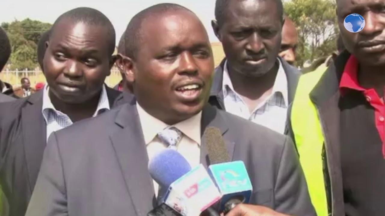 Image result for Elgeyo Marakwet Governor Alex Tolgos