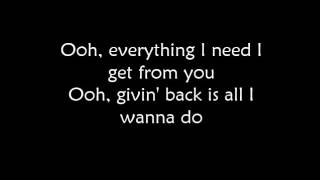 I Want To Write You A Song- One Direction (lyrics)