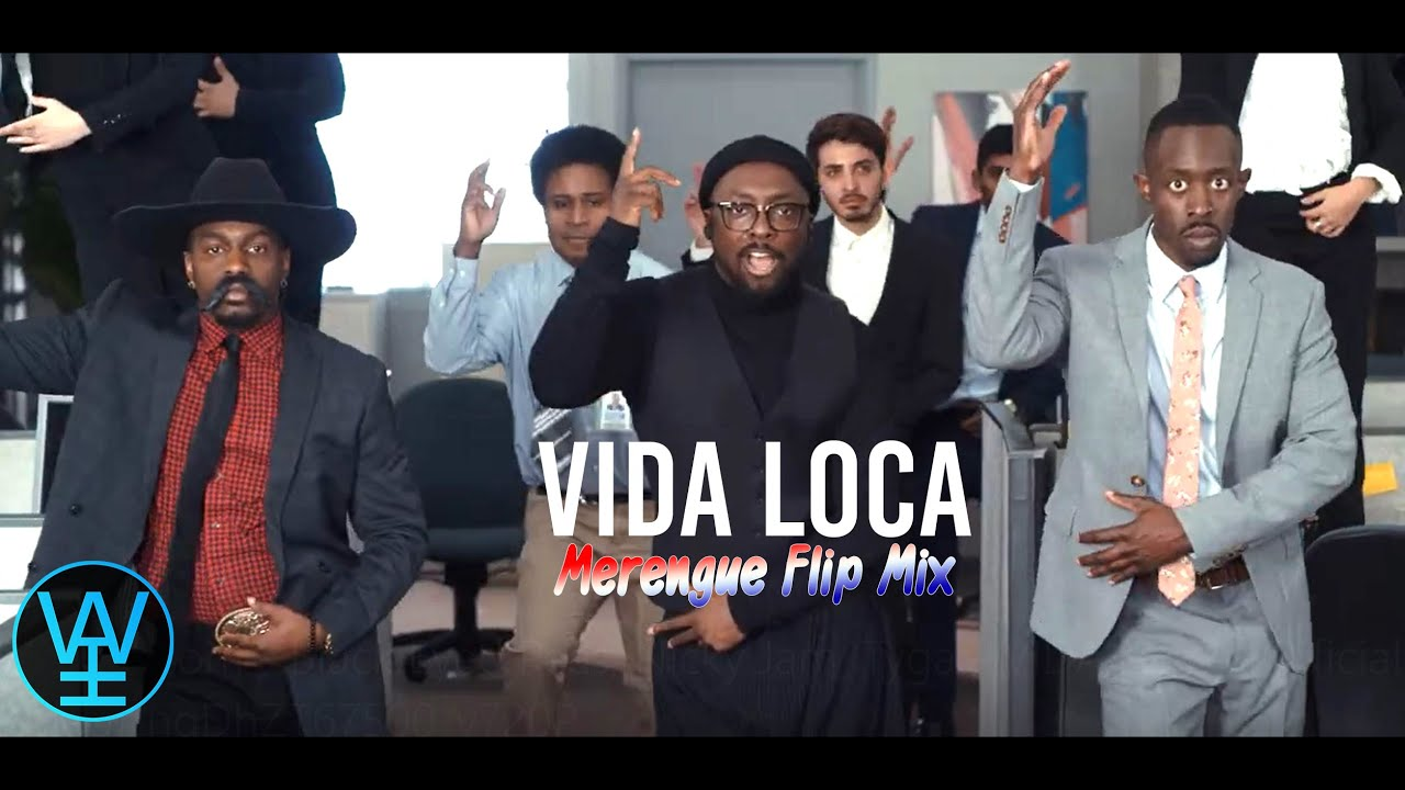 FREE DOWNLOAD! Vida Loca Merengue Flip Mix #NewMusic