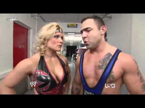 Women's Champion Beth Phoenix def. Candice | WWE