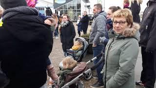 Sinterklaas intocht Echtenerbrug 2018