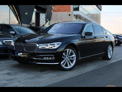2017 18 bmw 7 series 730ld xdrive in depth review interior exterior youtube. Black Bedroom Furniture Sets. Home Design Ideas