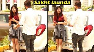 Sakht Launda Prank on Cute Girls | Comment Trolling E20 | Unglibaaz
