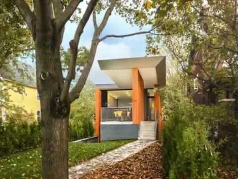 STACEY TURLEY RESIDENCE   SMALL HOUSE DESIGN BUILT ON VERY SMALL SITE  OPTIMIZED BY NATURAL LIGHTING   YouTube